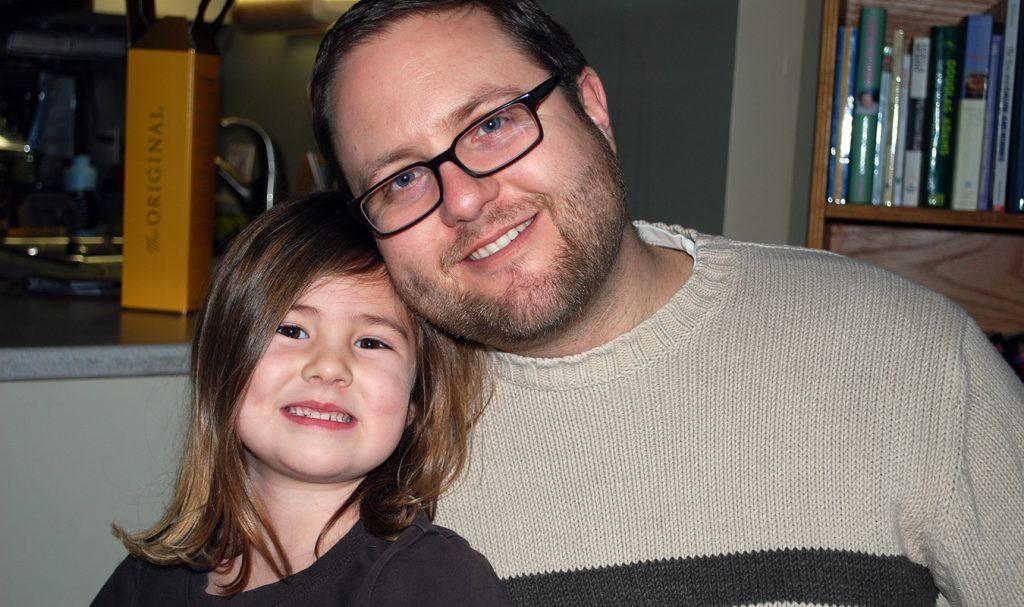 Craig and Bella